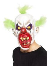 Maschere Smiffys latex per carnevale e teatro dal Regno Unito