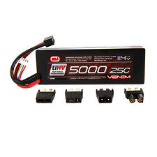 Venom 15186 Lipo 11.1V LIHV11.4V 25C 5000MAH High Volt. Lithium Polymer Battery