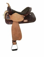 "High Horse by Circle Y 15"" Eden Barrel 6225-7501-05 Wide Bar"
