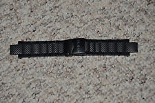 Invicta Subaqua Noma III SAN 3 Black Ion Plated Stainless Steel Watch Bracelet