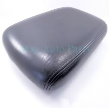 99 00 01 02 03 04 Jeep Grand Cherokee Leather Armrest Arm Rest Console Lid OEM