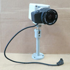 VGL 635 CCTV Security Camera 3.5-6mm 1:1.6 & Mounting Bracket