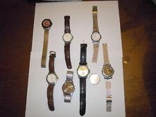Lot de montres avec bracelet HS pour pièces Renault Sport Action Clock Uhr