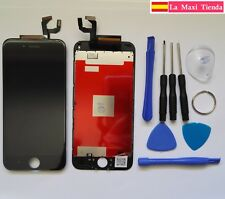 Pantalla Táctil LCD display iPhone de Apple 6s negro funciona garantizado