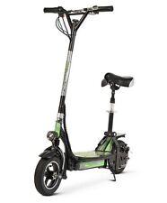 Patinete electrico 300w plegable scooter patin con sillin plataforma economico