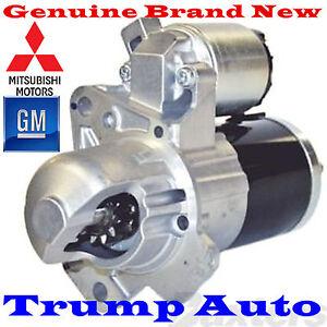 Genuine Starter Motor for Holden Adventra Commodore Crewman VZ VE V6 3.6L 04-13