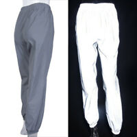 Reflective In The Dark Women Hip Hop Dance Harem Pants Sport Trousers Casual
