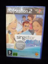 SingStar Party  para playstation 2 Nuevo y precintado