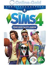 Die Sims 4 Großstadtleben Key - EA Origin Code DLC The Sims 4 City Living PC EU