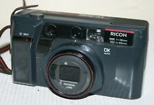 Ricoh TF-200 - Compact 35mm Film Camera With Rikenon Lens