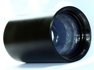 LOMO P0503 F=120mm 1:2 for SLR 35mm film Projection lens. Rare !