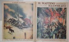 1938 Incendio sul Deutschland Bruno Mussolini Rurali Libia Incidente Denver di e