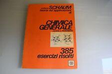 Rossenberg  Chimica Generale 385 esercizi risolti Schaum  Etas