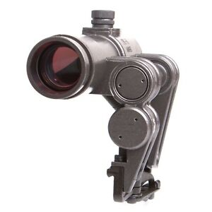 PK-A Venezuela. Russian Red Dot Sight. Rifle Scope Collimator Side Rail. BelOMO