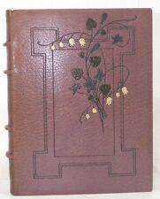 COLETTE WILLY Minne Edition originale reliure maroquin Blanchetière 1904 LA XX