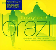 Brazil = Cibelle/Joyce/AZYMUTH/Marx/Valle/affrancatura/Gil... = 2cd = Chill + Lounge + Deluxe!