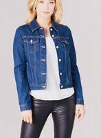 Levi's Women's Original Trucker Jacket Soft Butter Blue Size Xs