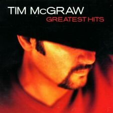 TIM McGRAW Greatest Hits CD BRAND NEW The Best Of
