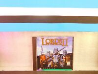 Lords ll of the Realm  PC CD-Rom