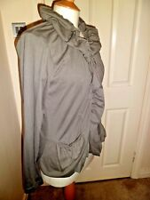 RUNDHOLZ Black Lable Unusual Grey Jacket Medium Worn Once