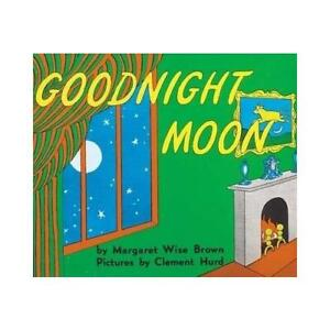 Goodnight Moon by Margaret Wise Brown (author), Clement Hurd (artist)