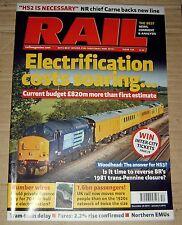 Rail Magazine 764 December 24th  2014 - January 6th 2015