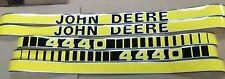 John Deere Tractor 4440 Hood Decals