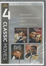 LILIES OF THE FIELD Sidney Poitier Academy Award MARTY 4 MGM Movies 2 NEW DVDs