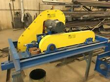 Webb Unibilt Enclosed Track Conveyor Chain Cat Drive