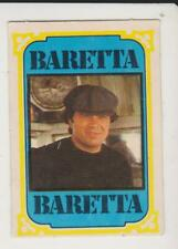 Monty Gum trading card 1978 TV Series: Baretta #16