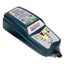 Optimate 4s 5A Lithium Ampmatic High Performance Motorcycle Auto Battery Charger