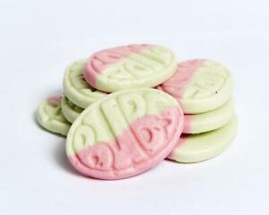 Bubs Watermelon Ovals Sweet - Scandinavian Candy & Sweets