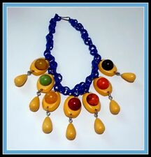Daniel Brownswell's Designed And Created Awesome Bakelite Necklace