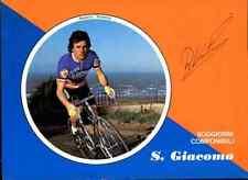 ROBERTO VISENTINI San Giacomo Mobili 80 cicli Benotto signed PRINT Autograph