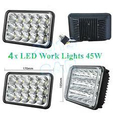2 Pairs LED Headlights for Kenworth T400 T600 W900B W900L T800 Classic 120/132 C