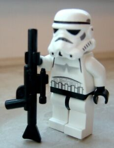 lot divers Pièce LEGO star wars set 8092 figurine soldat stormtrooper SW 271