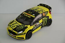 1:18 FORD FIESTA WRC ROSSI MONZA RALLY SHOW 2015