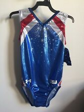 NEW  Under Armour UA Noble Replica Leotard  Size Adult Small. AS.