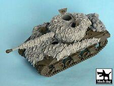 Black Dog 1/48 British Firefly Tank Hessian Tape Camo Net (Tamiya 32532) T48046