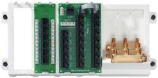 Leviton 47606-AHT Advanced Home Telephone and Video Panel