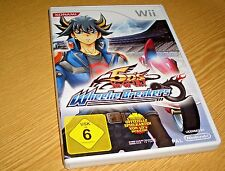 Yu-gi-oh 5d's Wheelie Breakers (Nintendo Wii, 2009, DVD-Box) Jeu Excellent état