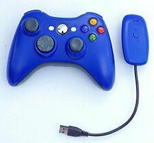Xbox 360 Controller Wireless 2.4G Blue