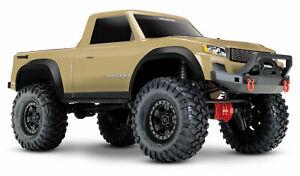 Traxxas TRX-4 Sport Pickup Scale Crawler Tan 82024-4 1/10 RTR 2,4GHz TRX82024-4