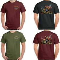 The Parachute Regiment T-Shirt Mens Para 1 2 3 4 10 Paratrooper Trooper Airborne