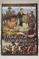 stone age warriors widescreen ntsc import dvd English language