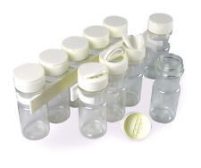 "SpiceStor 4"" Clear Spice Bottle Set with Organizer (10-Pack) - FREE shipping"