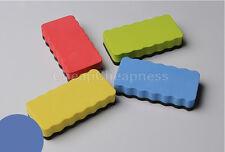 Magnetic Board Rubber Whiteboard Blackboard Cleaner Dry Marker Eraser Office .SM