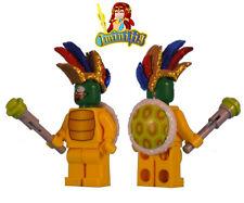 Custom LEGO minifigure Super Mario Koopalings Lemmy Koopa UV Print