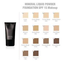 Mineral Liquid Powder Foundation Broad Spectrum SPF 15 -Porcelain-