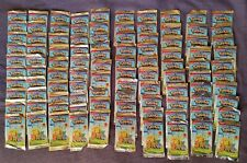 LOT 100 BOOSTER PACK ACTION CARD POKÉMON ADVANCED LAMINCARDS PANINI 2004 SEALED